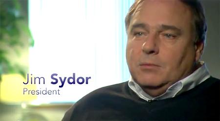 Jim Sydor, Sydor Optics - precision optical manufacturing