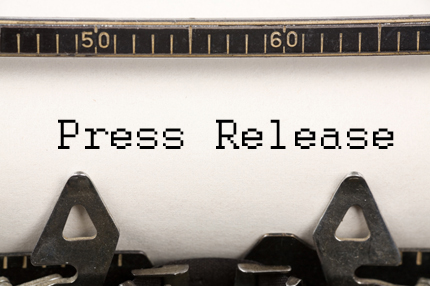 Does your B2B marketing mix include press releases?