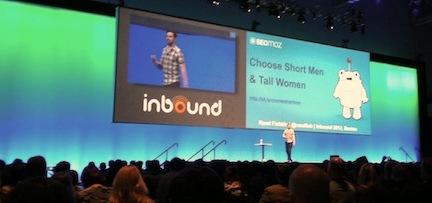 Rand Fishkin Keynote Inbound 2012 HubSpot