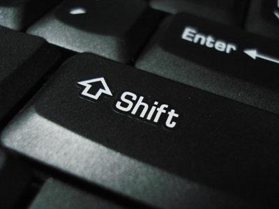 change leadership shift