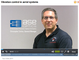 ASE Optics video