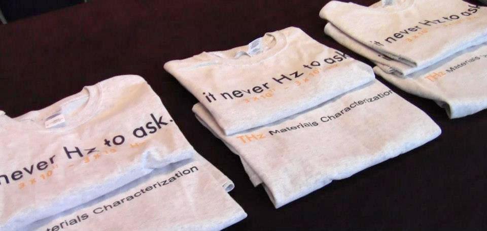 tshirts for trade show marketing