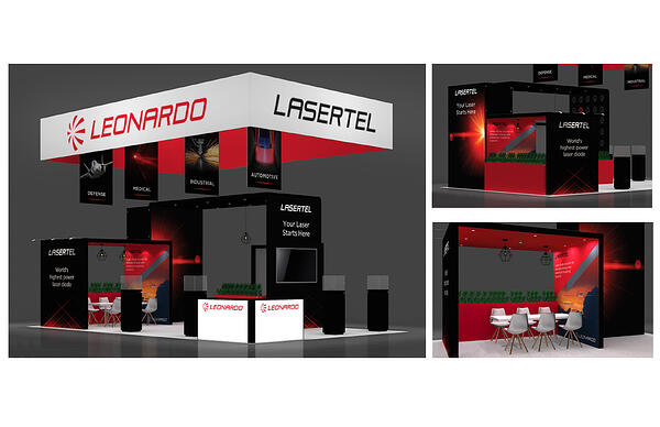 Leonardo_Photonics-West-Booth