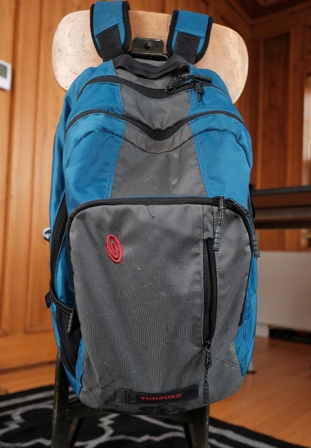Michele-Backpack-trade-show.jpg