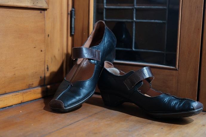 Sarah-C-trade-show-shoe.jpg
